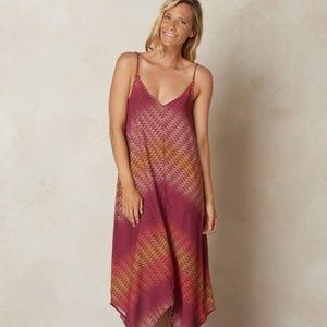 PRANA ANGELIQUE MAXI DRESS